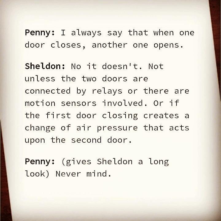 Keep asking. Keep seeking. Keep knocking.